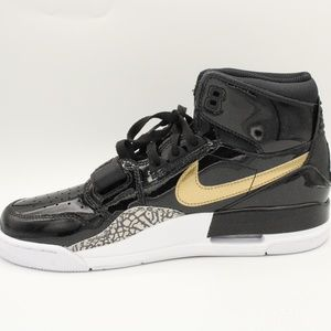Jordan Mens Legacy 312 Basketball Shoes Size 10.5